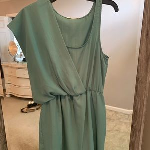 Green Lush dress size M